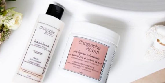 Celebirty Colourist Christophe Robin gives his tips on getting more volume as he releases Volumising range in Sephora Middle East. Credit: Instagram/christopherobinparis