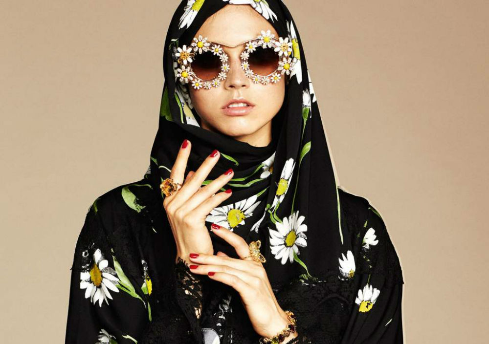 D&G launched a hijab line in 2018