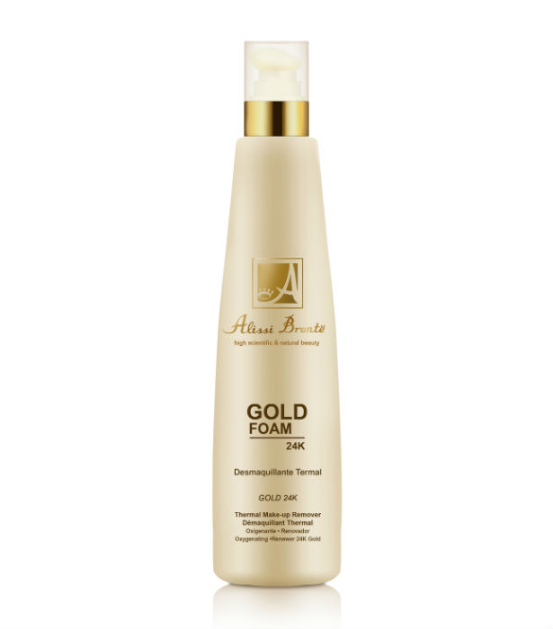The Gold Foam Cleanser is one of the Spanish beauty brand's hero products