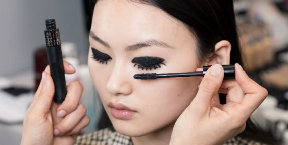 how to dior makeup fw19 aw19