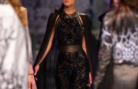 Zainab Al Kisswani at Jordon Fashion Week 2019