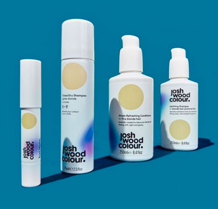 Some of the British hairdresser's care products and root touch up line is available currently in the UAE