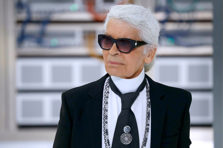 A special Karl Lagerfeld exhibition will take place in Paris in June