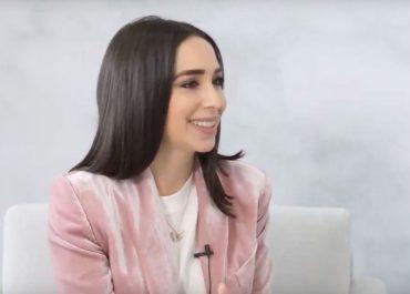 katia samra interview versace morning coffee