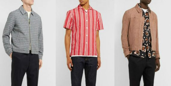 See our top picks from the eight capsule collection from Mr. P for spring