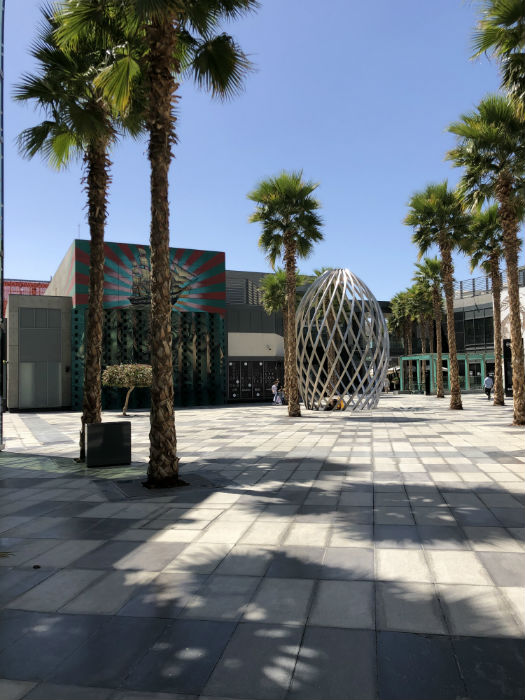 The concept store is based in City Walk, Dubai