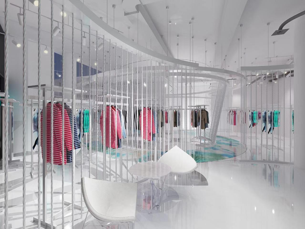 The Arab Fashion Council and Meeras teamed up on the 40 Million Dhs concept store
