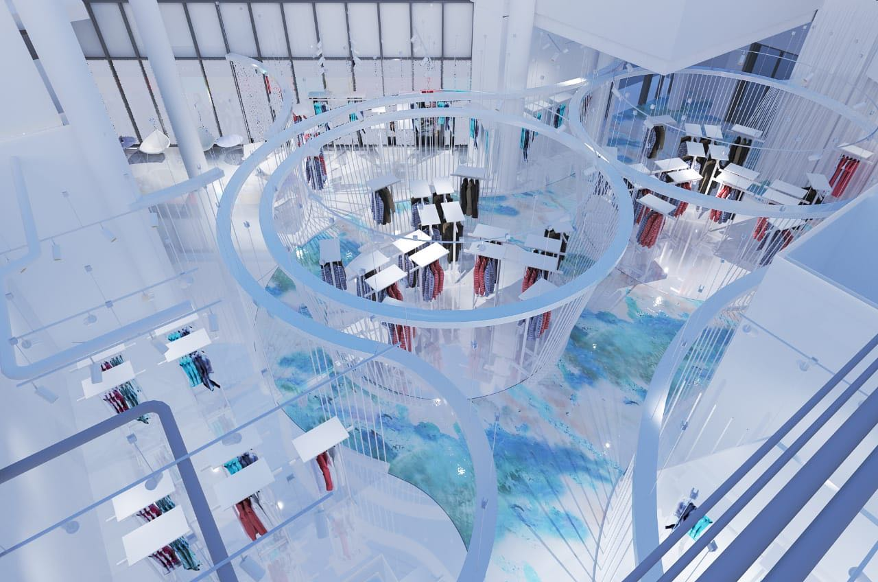 1422 will be the world's first Ready Couture store, so it claims