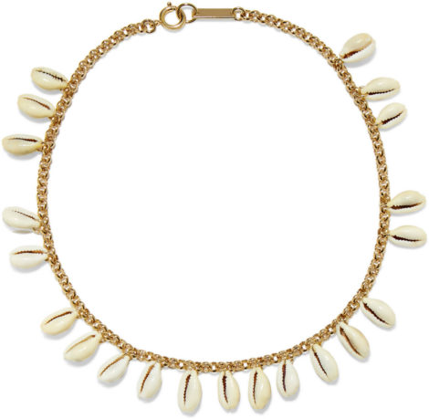 2 isabel marant necklace