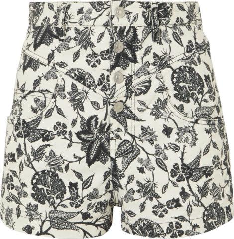 3 isabel marant shorts