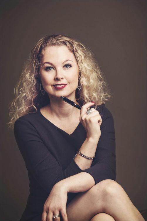 The award-winning writer shares her writing secrets