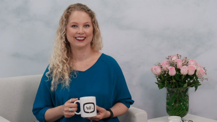 Jessica Jarvli joins the a&e team for Morning Coffee