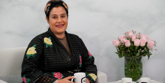 The Managing Director of ALF Administration, Omaira Farooq Al Olama joins the a&e team for Morning Coffee