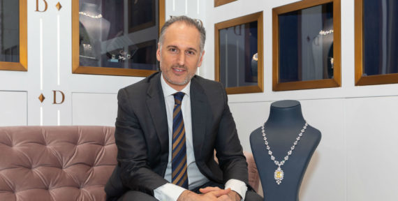 Daniel Koren, the founder of DANI By Daniel K, speaks to a&e about his new City Walk store