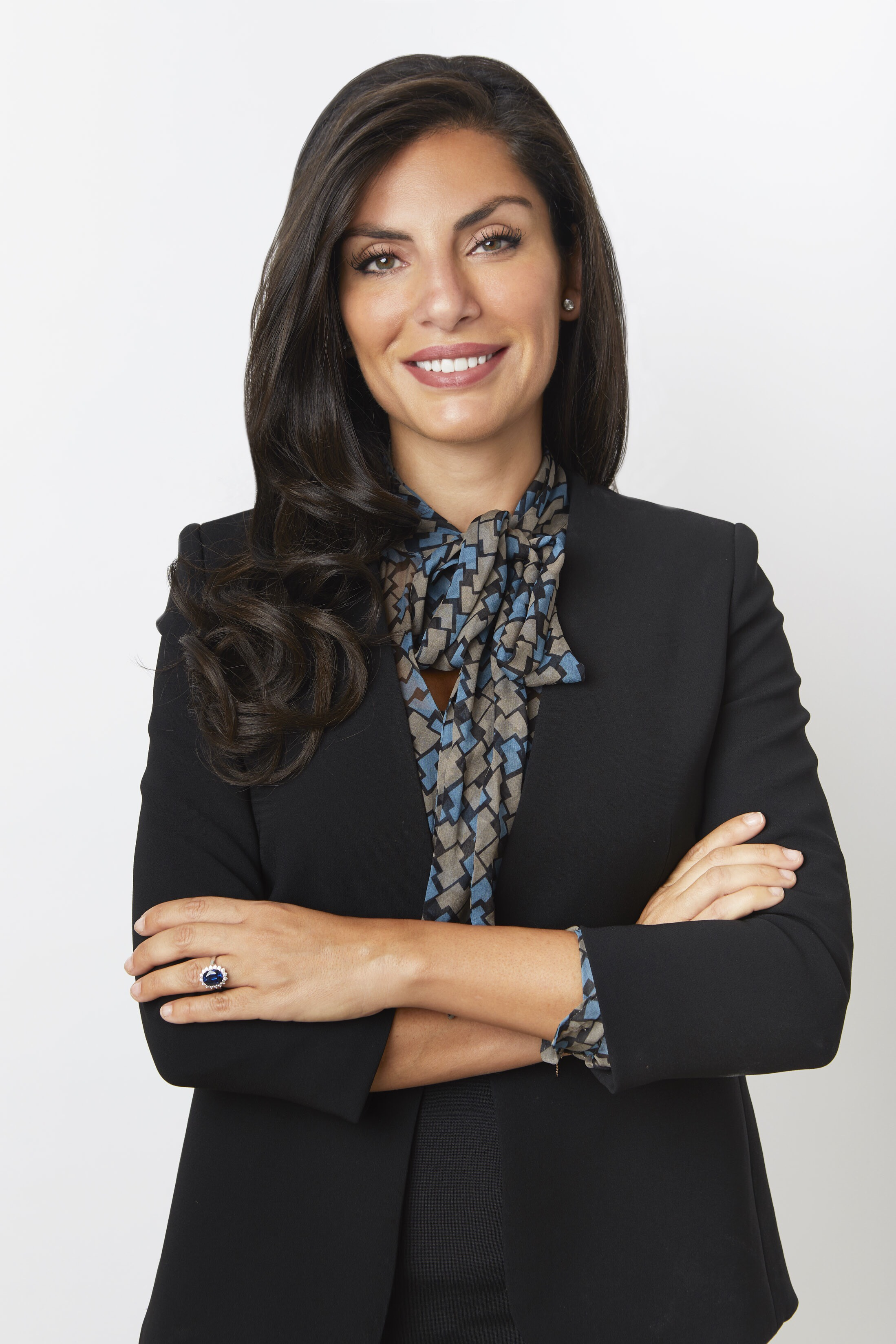 Dr Saliha Afridi, a Clinical Psychologist and the Managing Director of LightHouse Arabia