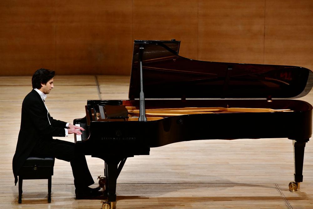 Pablo Amorós will perform in Abu Dhabi this week