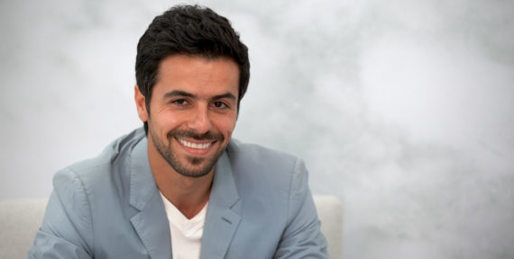 Haysam Eid revealed his life motto over Morning Coffee