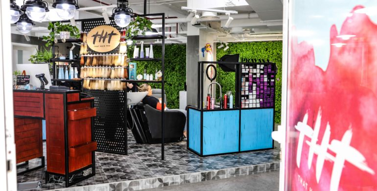 THT is the new vegan hair salon that has landed in Dubai