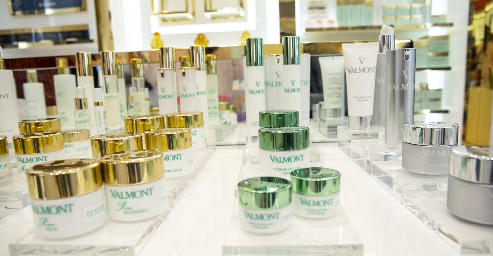 Valmont has long been a Swiss skincare favourite