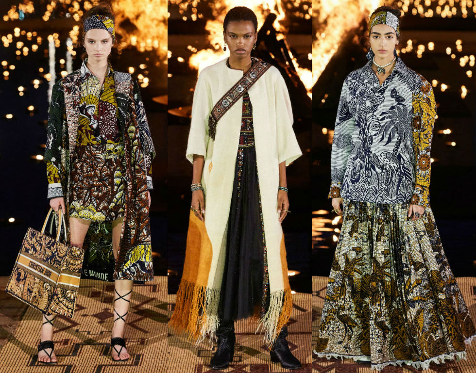The Dior Cruise show for 2020 took place on April 29th in Marrakech