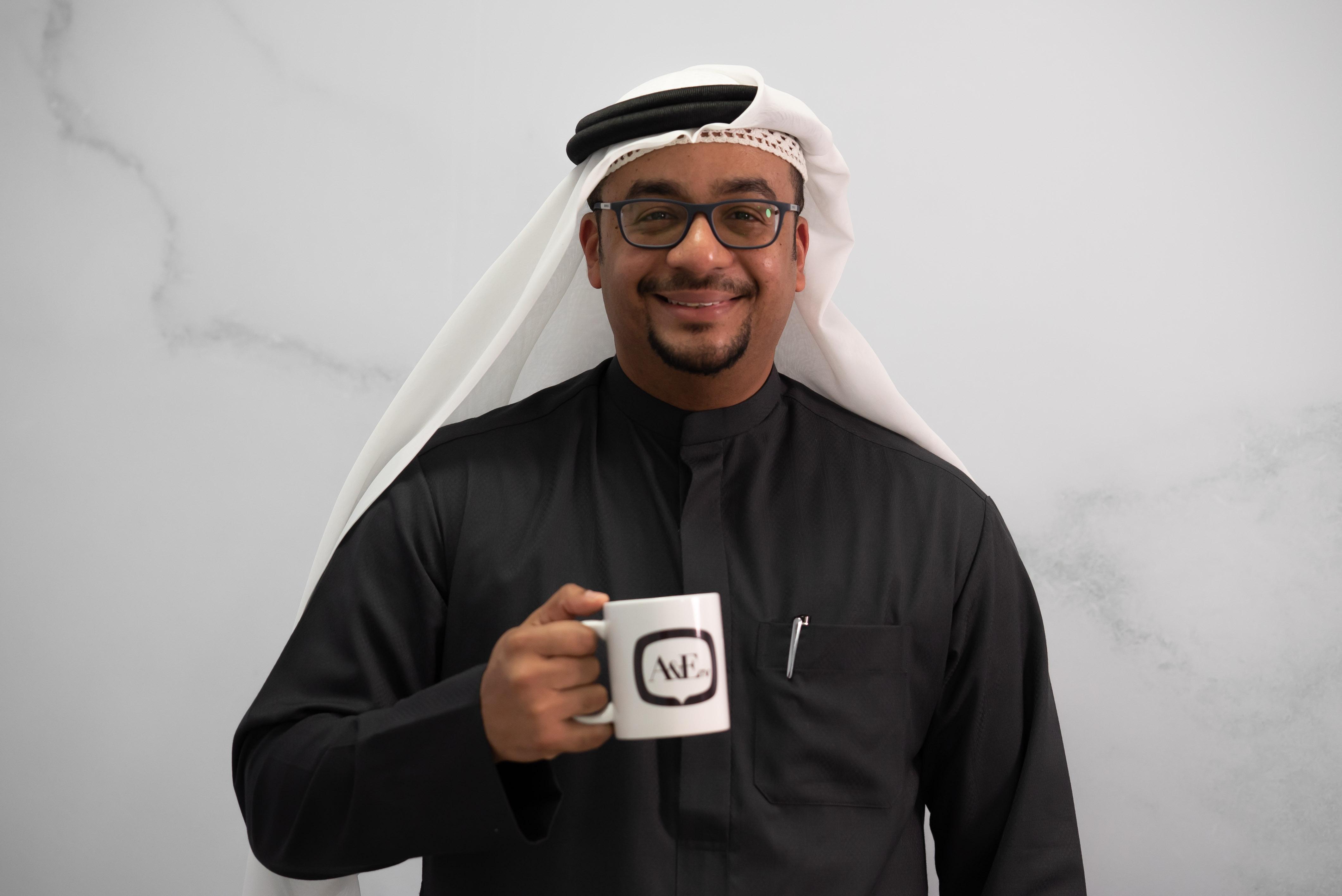Talib Hashim talks through his career goals and mottos over Morning Coffee