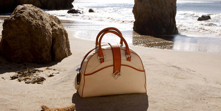 Jill Milan came about when creator Jill Fraser struggled to find quality faux leather handbags
