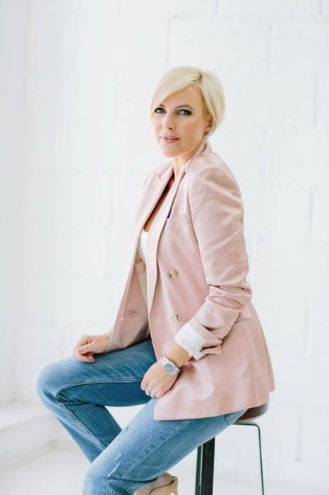 Kelly Lundberg will be leading a two day personal styling workshop