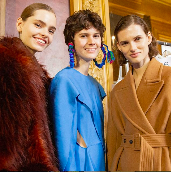 Stella McCartney takes another step in her vegetarian fashion movement