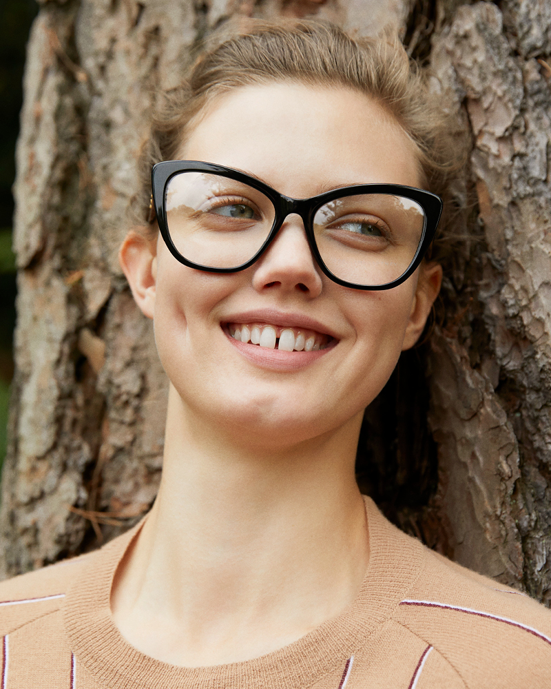 Stella McCartney recently launched a sustainable sunglasses range
