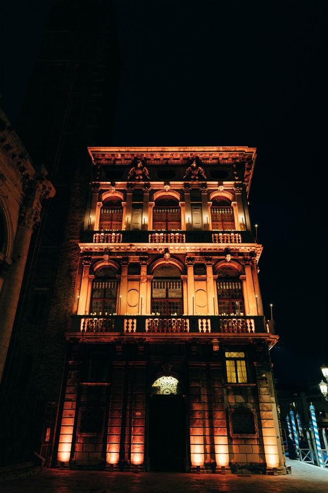 The Palazzo Labia in Venice