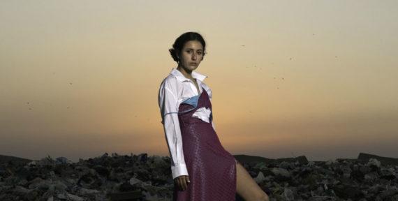 A&E interviews Lebanese fashion designer Roni Helou