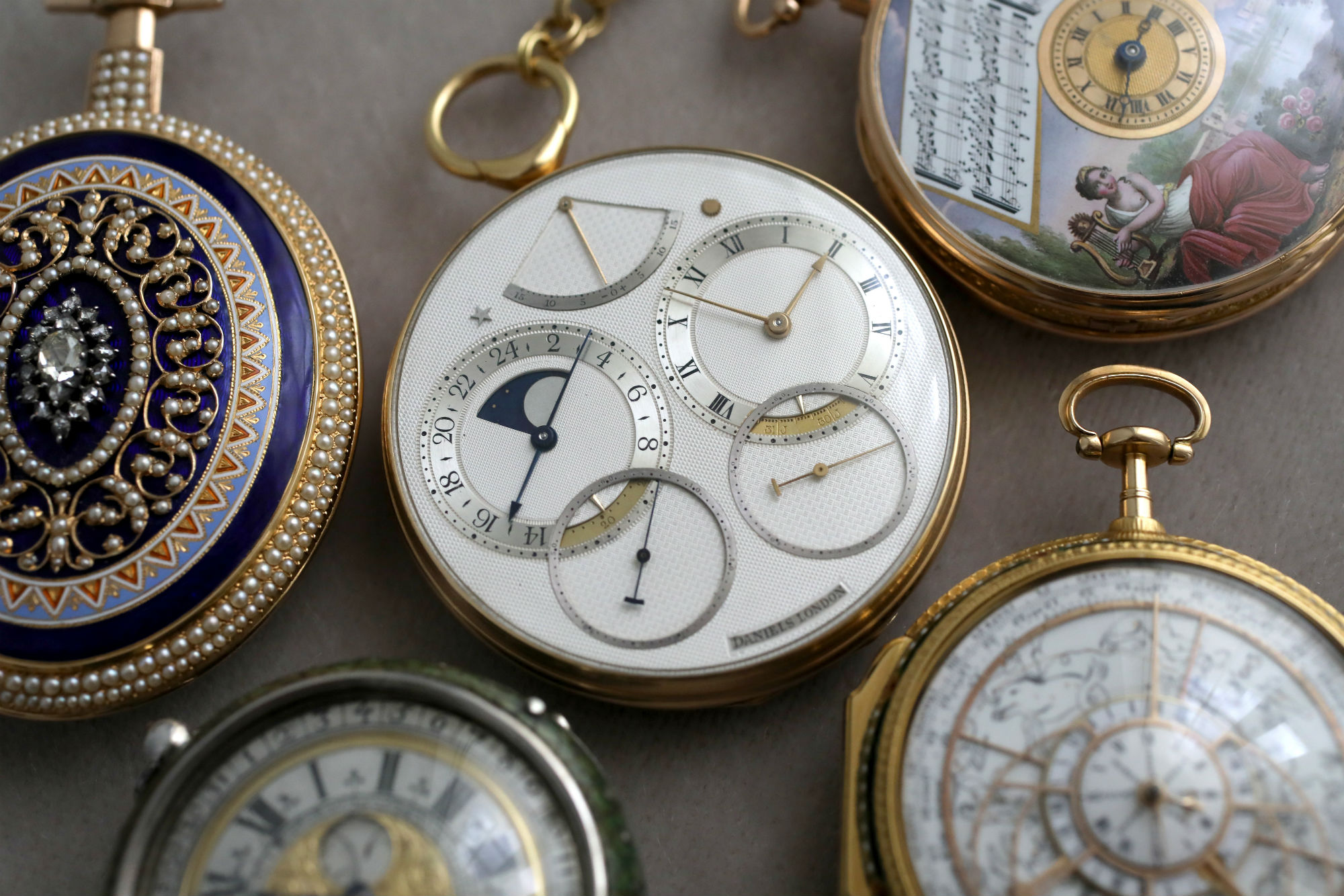 Experts reveal what you need to know before buying an antique or vintage watch