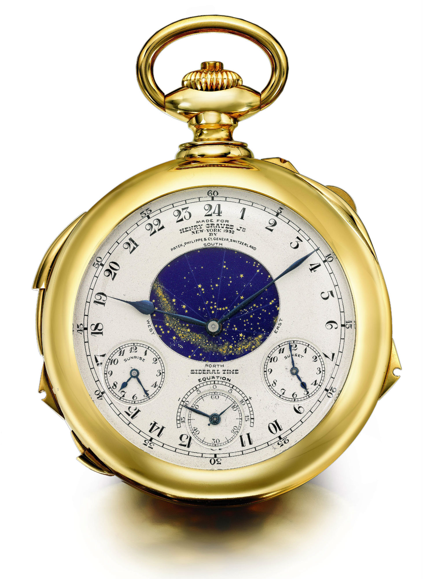 Henry Graves Supercomplication ii