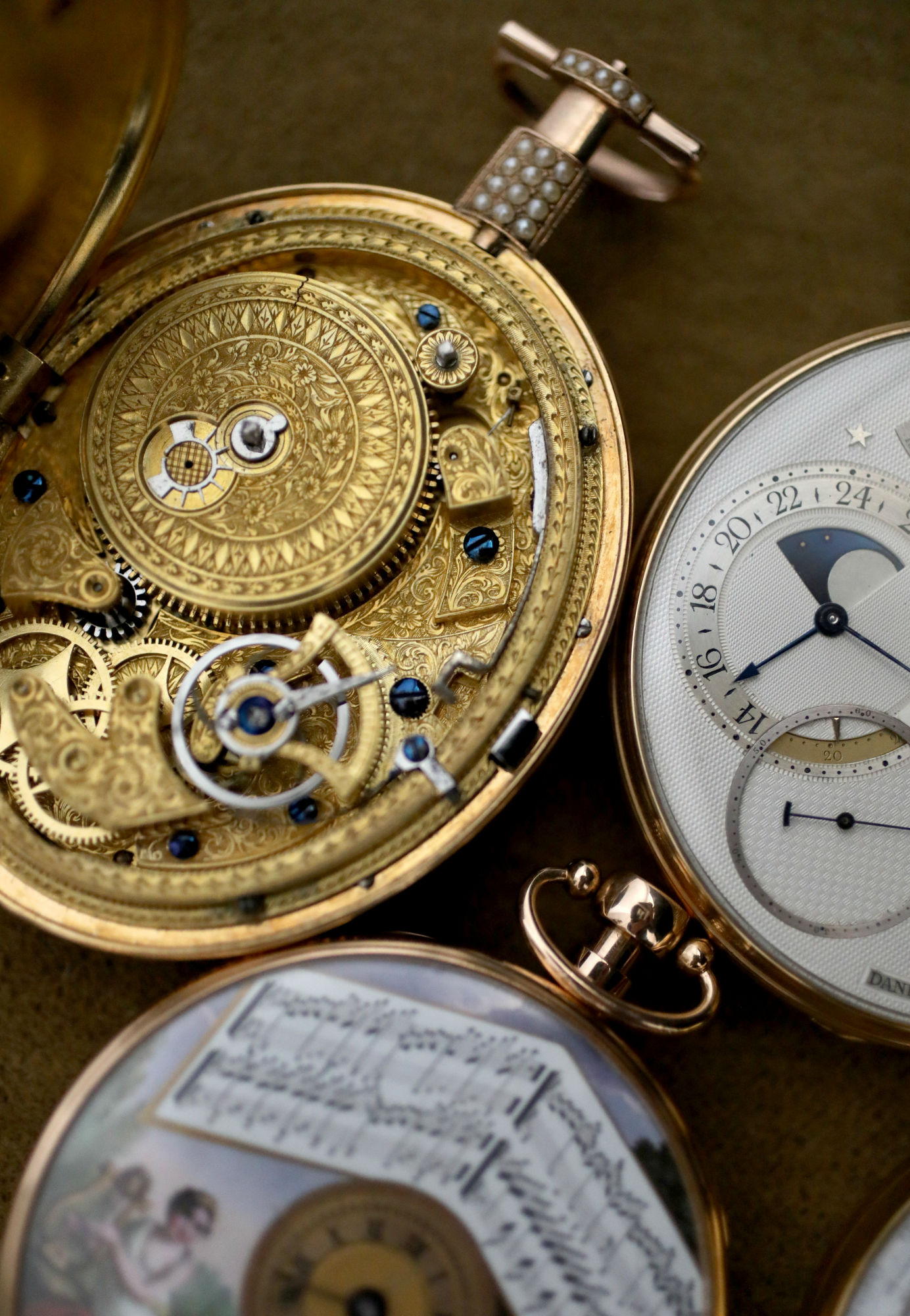Everything you need to know about buying and antique or vintage watch