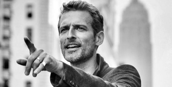 Fashion Photographer Alexi Lubomirski talks to A&E about his journey into veganism