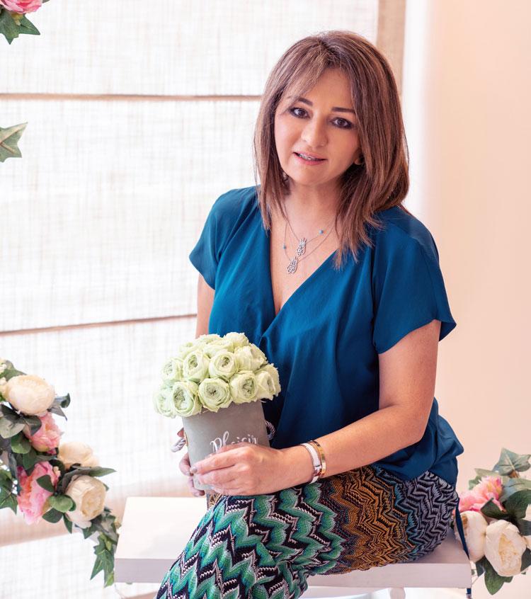 Florist and Founder of Plaisir Cadeaux et Fleurs Mandy McMechan talks to A&E as wedding season approaches