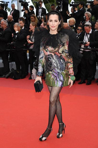 Amira Cannes Film Festival Dior 2019