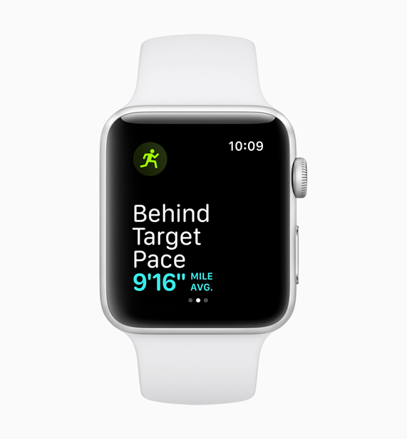 Get your daily reminder to take a breath and go for . walk thanks to your Apple Watch