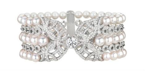 Chanel SECRETS D'ORIENTS PERLES bracelet