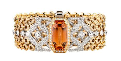 Chanel SECRETS D'ORIENTS TOPAZE bracelet J63764