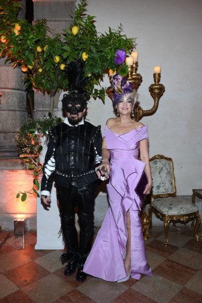 DIOR_TIEPOLO BALL_Peter Marino & Cornelia Guest