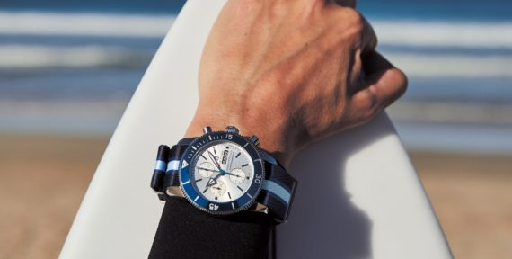 Breitling launches the Superocean Heritage Ocean Conservancy Limited Edition