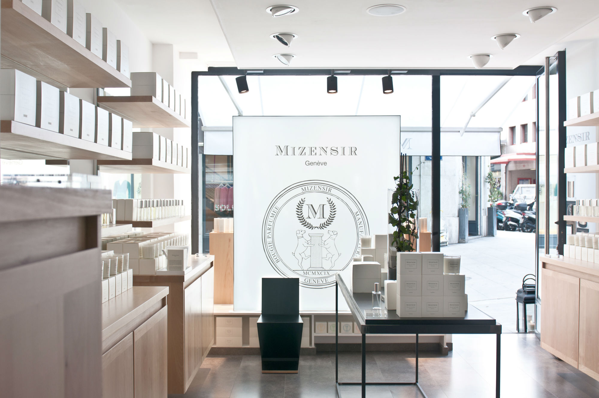 Mizensir began as a home fragrance brand in 1999