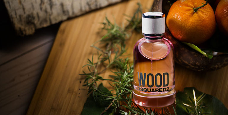 Wood is the new scent by Dsquared2