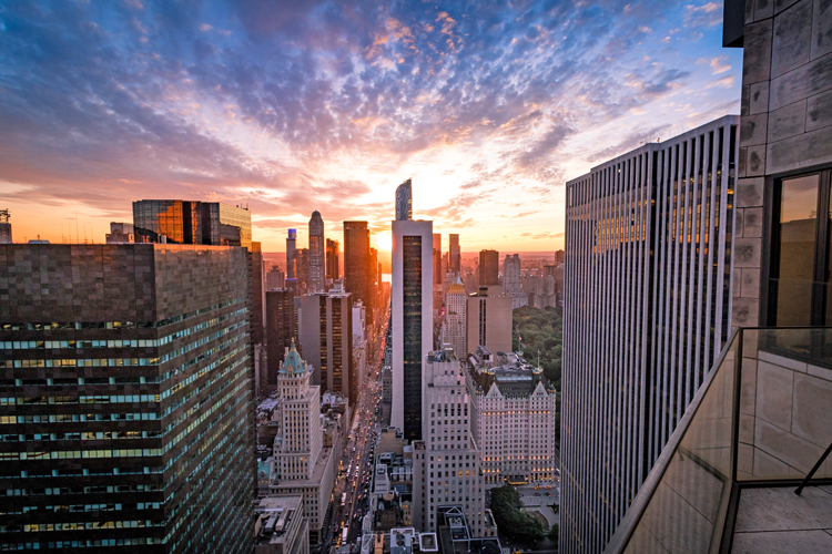 Travel Review: The Four Seasons Hotel New York