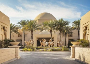 Three ways to staycation at the One&Only Royal Mirage