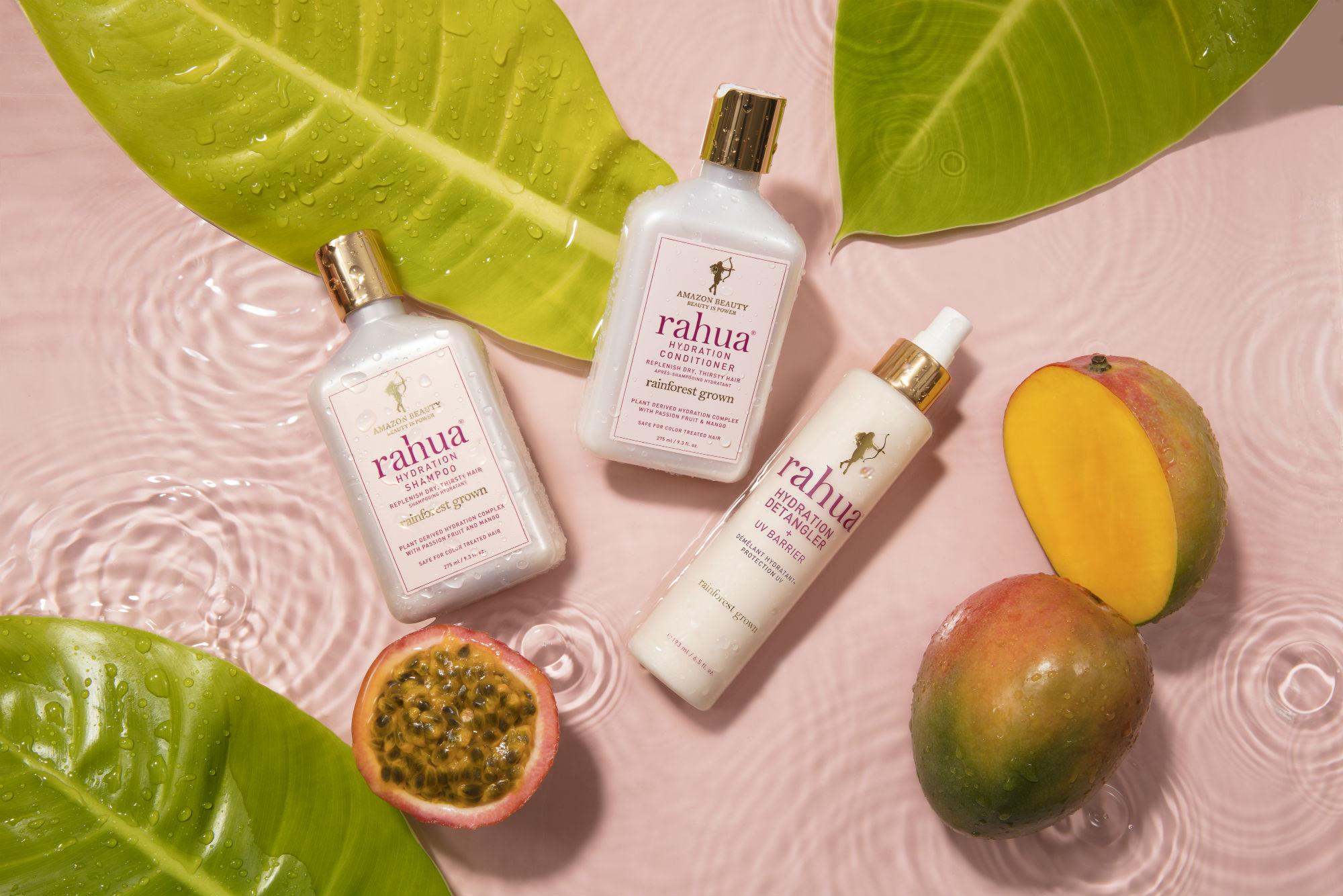 Hair care range Rahua is completely vegan