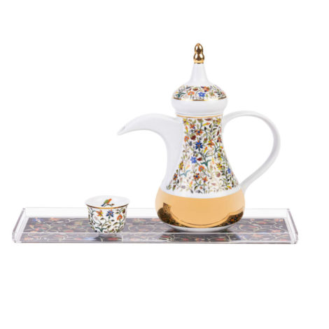 Silsal-  Majestic Collection-   Majestic Arabic Coffee Cup