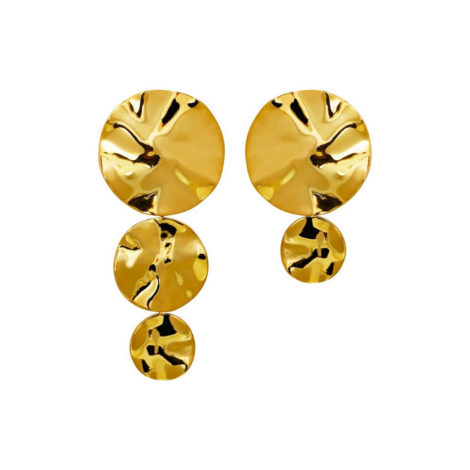 The Edit_CaoGoldCircleEarrings_AED2095