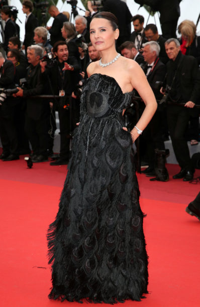 VIRGINIE LEDOYEN in dior at cannes 2019